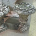 Small French Stone Finials
