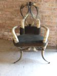 19th Century Horn Chair