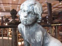 Ruby Levic Bailey Garden Statue
