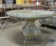 French Reclaimed Stone Table