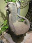 Stoneware Seat
