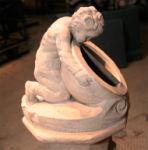 English Compton Pottery Sundial