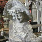 Fisher Boy Statue
