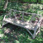 Faux Bois Seat